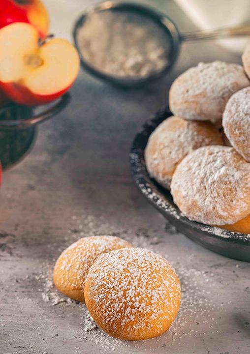 Elma dolgulu kurabiye name gıda