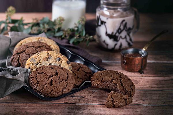 Name cookie hamuru