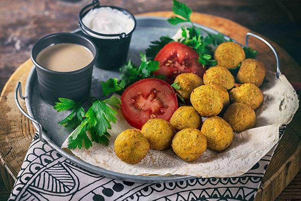Falafel Kurabiye