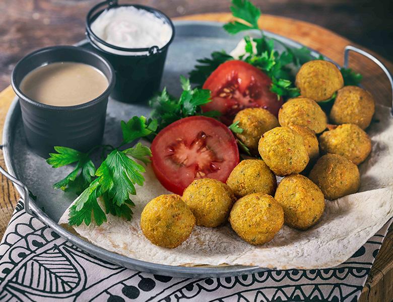 Name Gıda homapage falafel